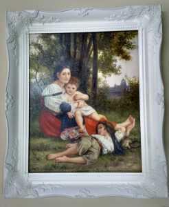 William Bouguereau copy - unsigned 2