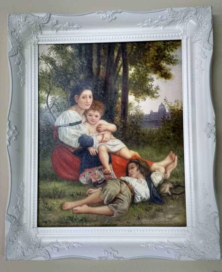 William Bouguereau copy - unsigned 1