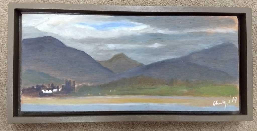 Andy Parker 'Caernarfon Castle'