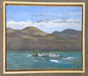 Andy Parker 'Fish Trapping in Menai' 1
