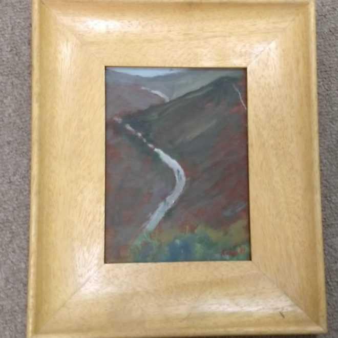 Andy Parker 'Winding Path Malvern Hills'