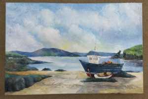 Joe Walton  'Dingle Dry Dock' 1