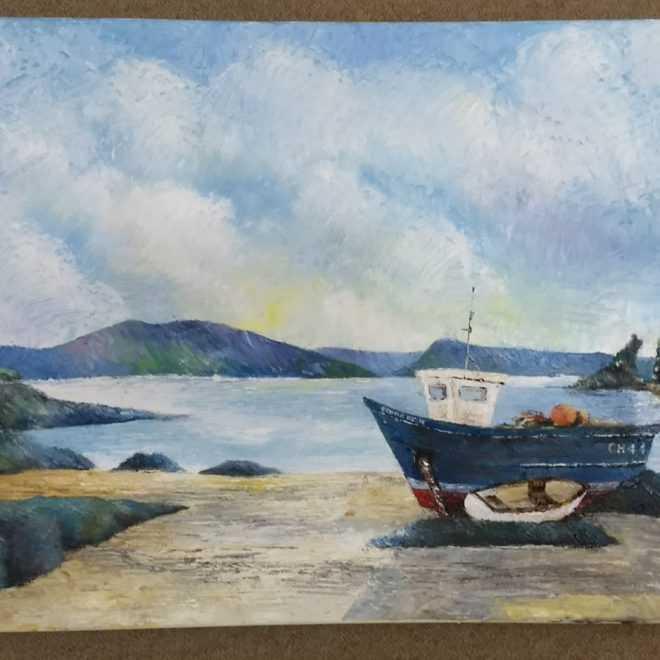 Joe Walton 'Dingle Dry Dock'
