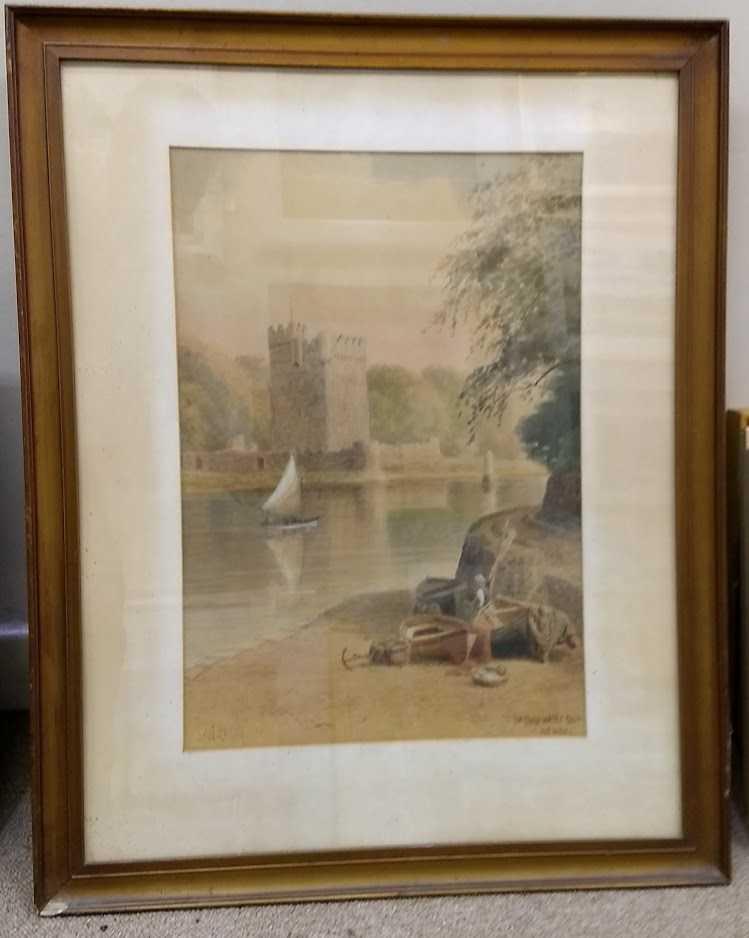 John W Carey 'Castle Newrey'