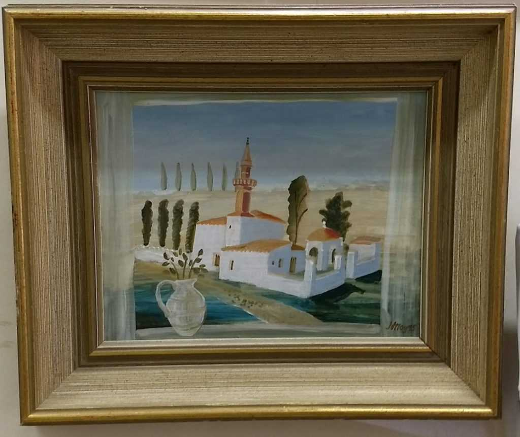 Judith Joy 'Turkish Mosque' 1