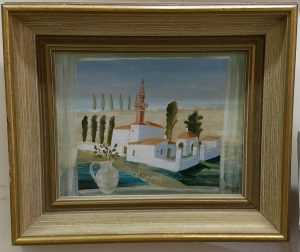 Judith Joy 'Turkish Mosque' 2