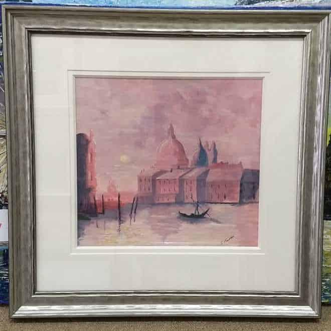 Simon Fountain 'Pink Venice'