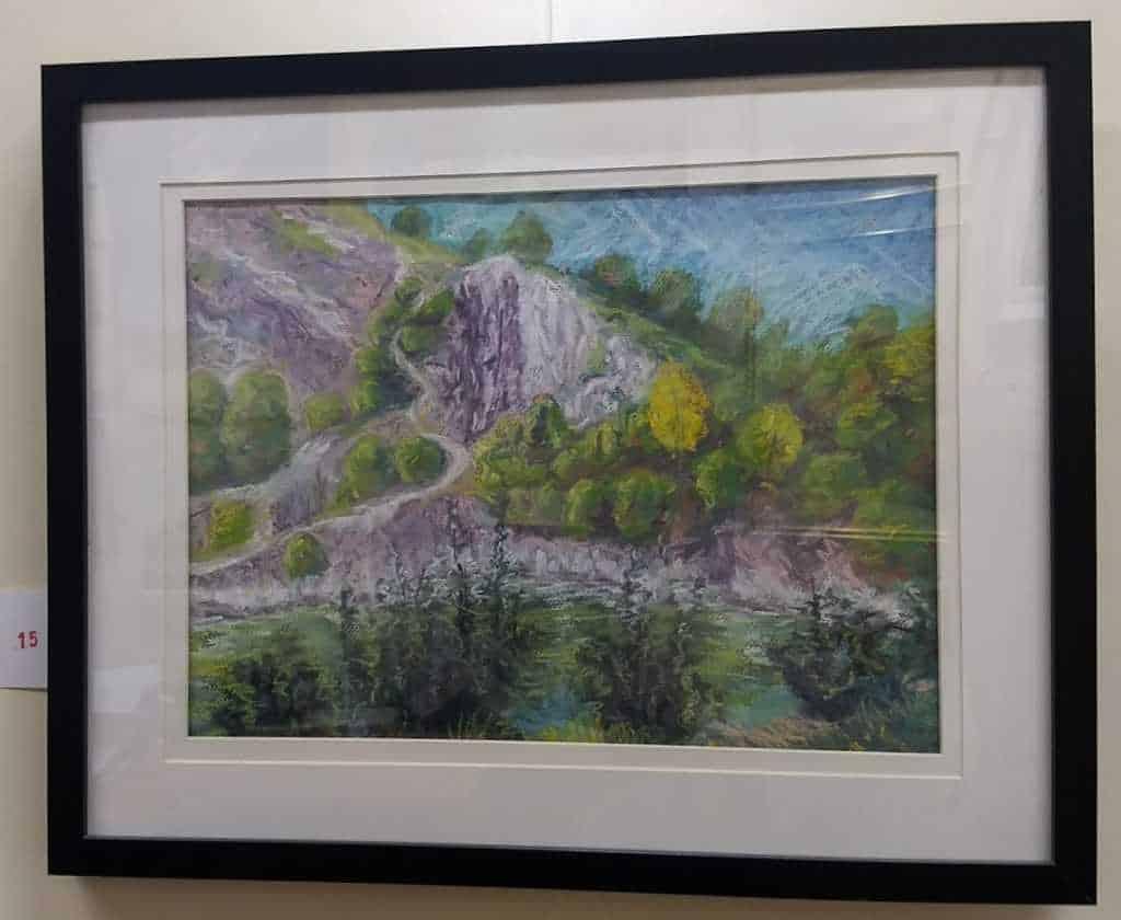 Vicky Davis 'Gullet Quarry'