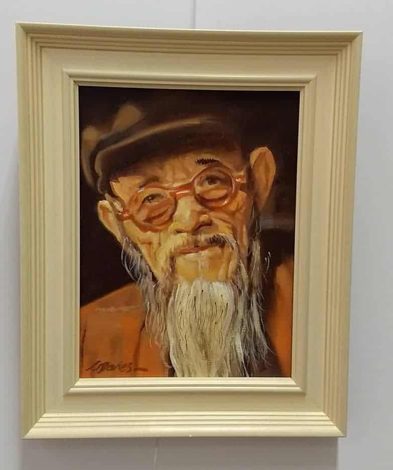 Graham Davis 'Chinaman'