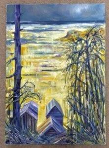Gill Jeffreys 'Holkham Bay, Norfolk' 1